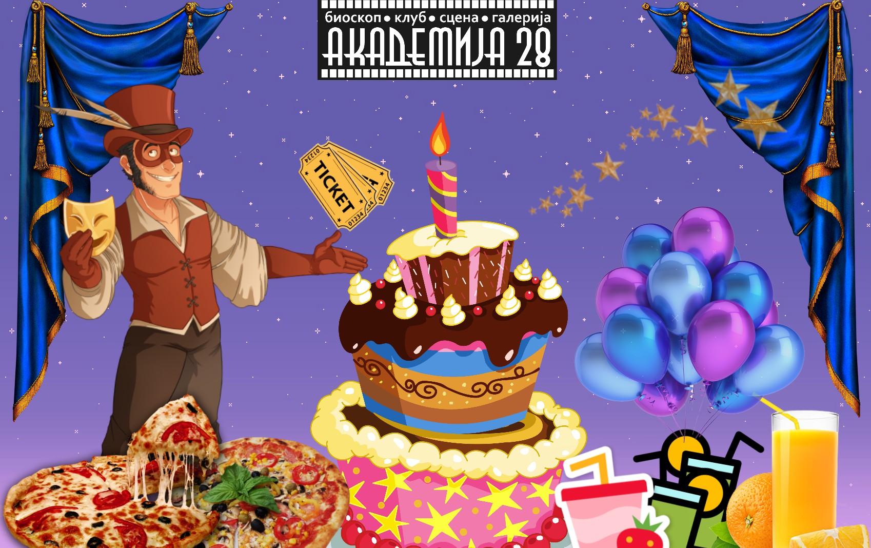 Pozorisni rođendan