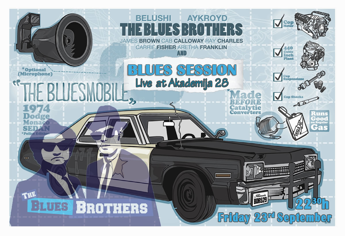 koncert blues brothers