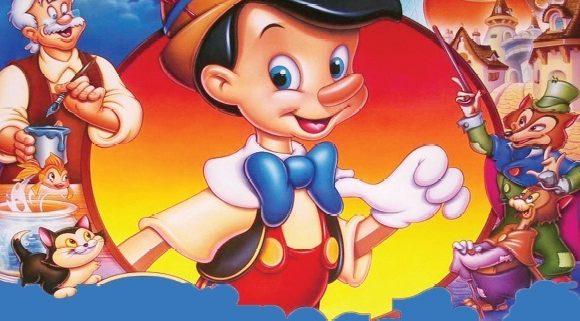 Pinokio krace