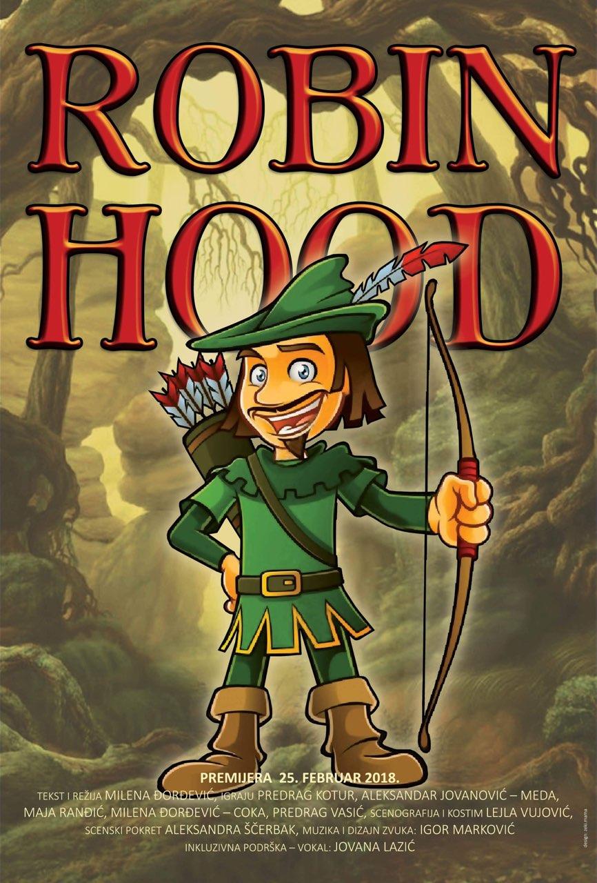 Robin Hud Plakat