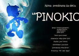 Plakat Pinokio