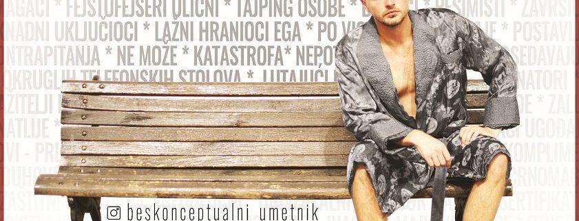 Beskonceptualni stand up Semir Gicić