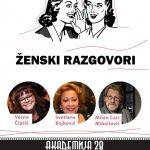 Zenski razgovori akademija 28