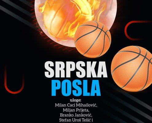 Srpska posla karta