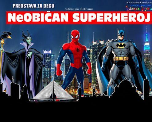 Superheroji Blankooo